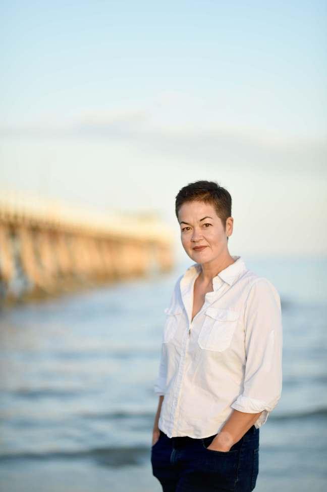 Author Katherine Arguile